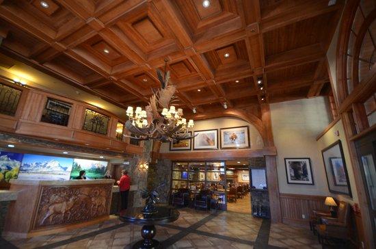 Wyoming Inn of Jackson Hole: Lobby
