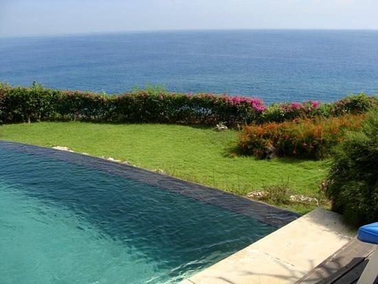 Blue Point Bay Villas & Spa: vista deslumbrante