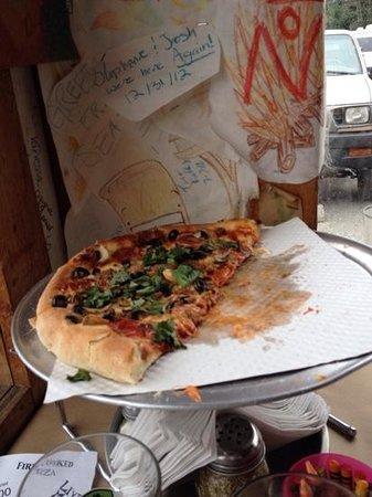 Zola's Pizzeria: yummy