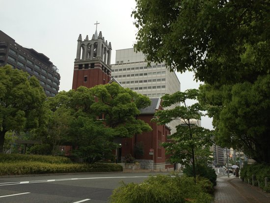 ‪Kobe Eiko Church‬