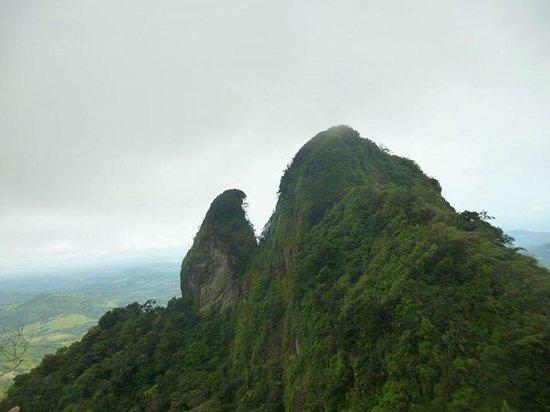 Altos De Campana National Park: one of the views