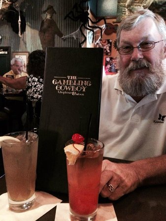 The Gambling Cowboy : Delicious drinks