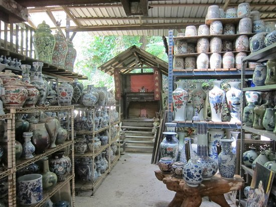 Thow Kwang Pottery Jungle and Dragon Kiln