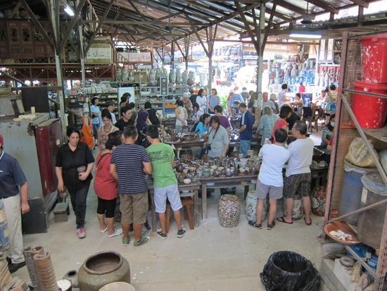 Image result for Thow Kwang Pottery Jungle