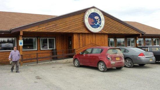 Fast Eddy's Restaurant : fachada