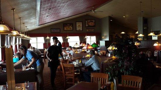 Fast Eddy's Restaurant: salón principal