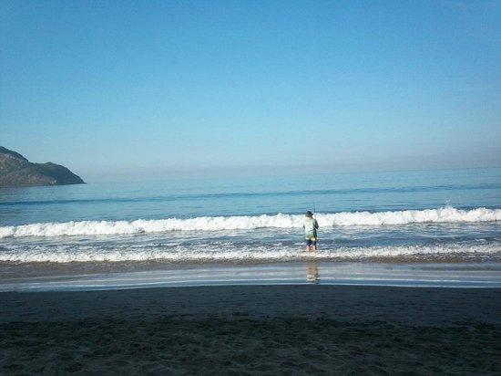 El Cid Castilla Beach Hotel: Beach and Ocean