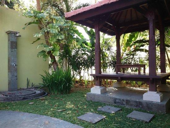 Dura Villas Bali : The Garden