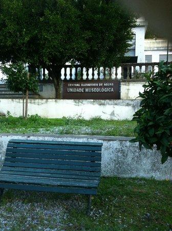 Unidade Museológica - Central Elevatória de Águas