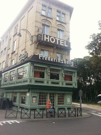 Hotel Frederiksborg: Bel endroit