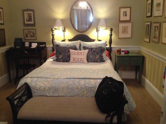 Mary Prentiss Inn: Room 19