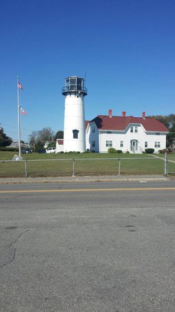 Wequassett Resort and Golf Club : Chatham light house