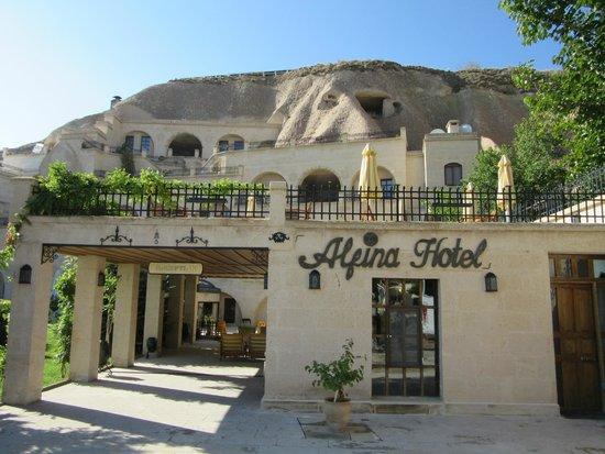 Alfina Hotel Cappadocia: Alfina Hotel