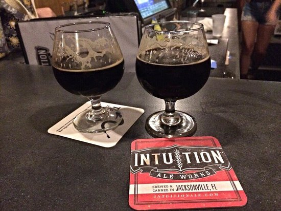 Intuition Ale Works: Make sure to stop in here!