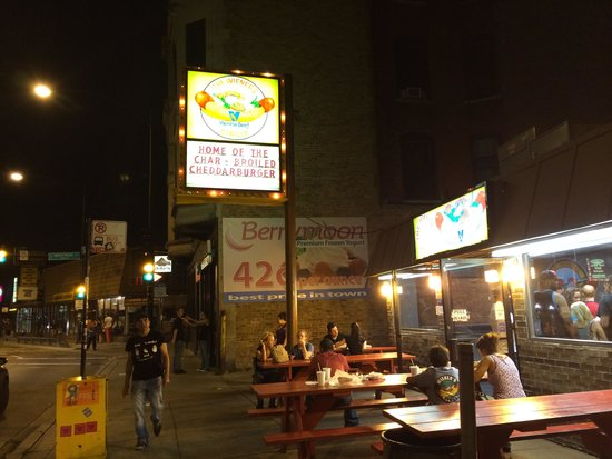 The Wiener's Circle : Out Front