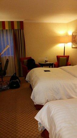 Manchester Airport Marriott Hotel : Room