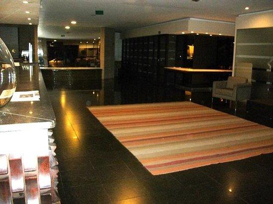 Aracoara Hotel: lobby do Aracoara