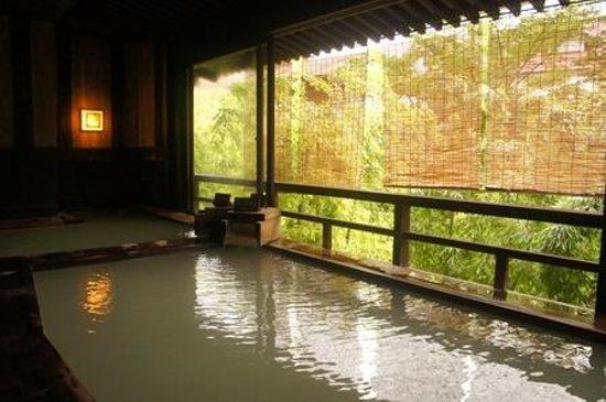 Fukudaya: 風情がある内湯がきもちよい