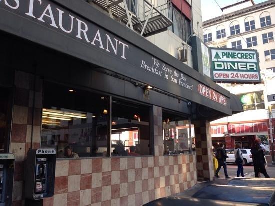 Pinecrest Diner : pinecrest restaurant