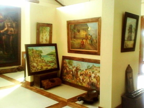 Amarela Resort: Amarela's Art Gallery