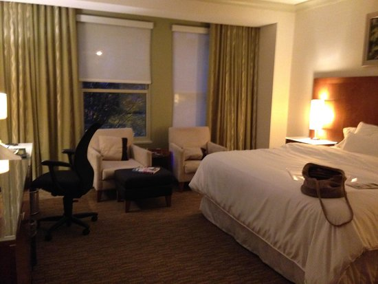 The Westin Georgetown, Washington D.C.: Deluxe room