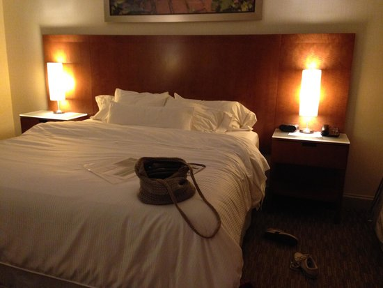 The Westin Georgetown, Washington D.C.: Comfortable bed