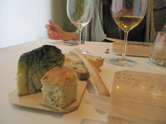 Aponiente: pan con algas