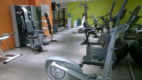 Thon Hotel Bristol Stephanie: Gym