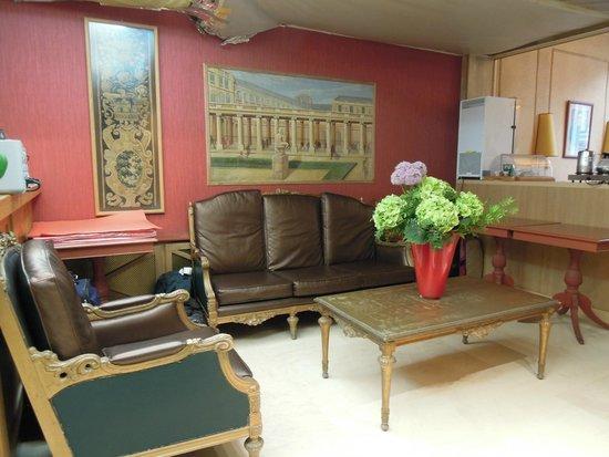 Montpensier : Foyer