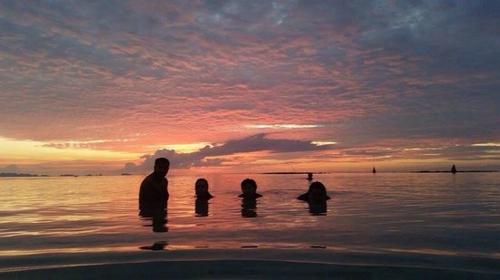 Haad Yao Beach: The best sunset in my life