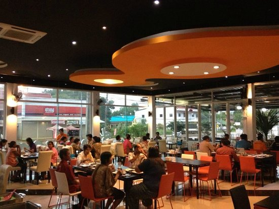 Bueng Kan City, Thailand: BK Place Bueng Kan's best City Hotel Restaurant