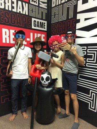 BreakOut Games: Successful BreakOut!