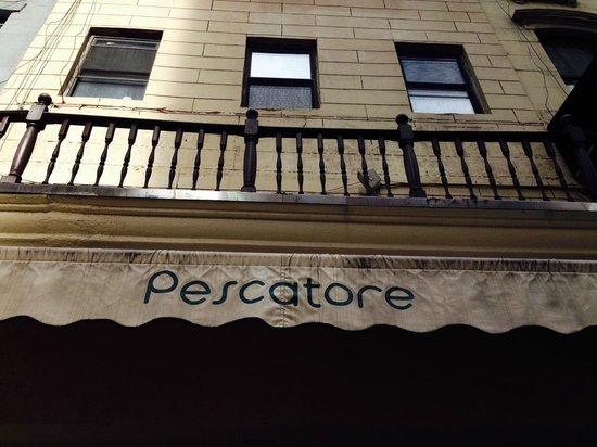 picture of pescatore new york city tripadvisor. Black Bedroom Furniture Sets. Home Design Ideas