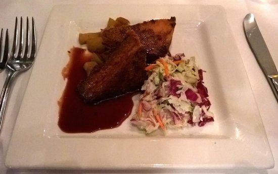 Robert's Restaurant & Wine Bar: Braised Pork Belly