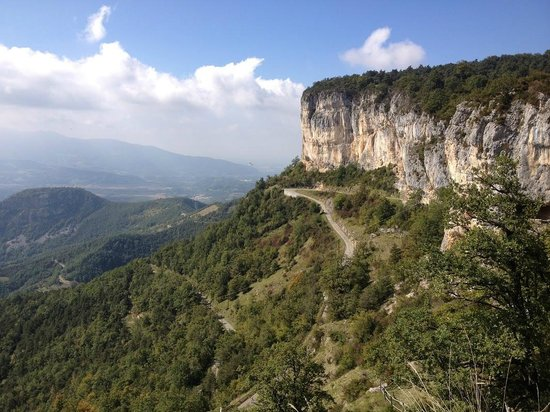 Velo Vercors: Routes
