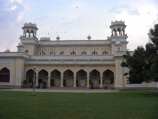 Chowmahalla Palace: View 1