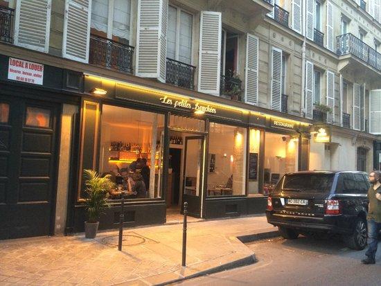 Au 4 rue du roi de sicile - Photo de Les petites bouchées, Paris ...