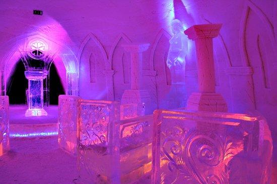 Snow Village: Ice Chapel