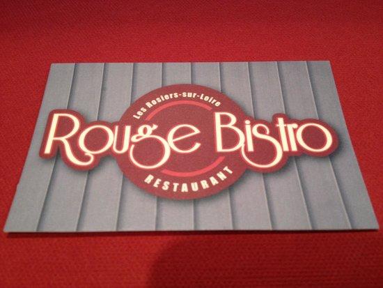 Rouge Bistro, Les Rosiers sur Loire - Restaurant Reviews, Phone ... 4d342952c3dc