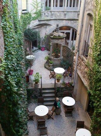 Hotel d'Alibert: Garden