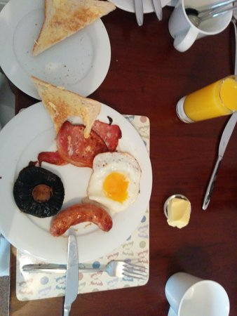 School House Kendal Holiday Lets: Breaksfast