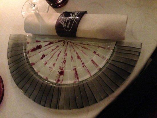 Le Figuier de Saint Esprit : Art de la table