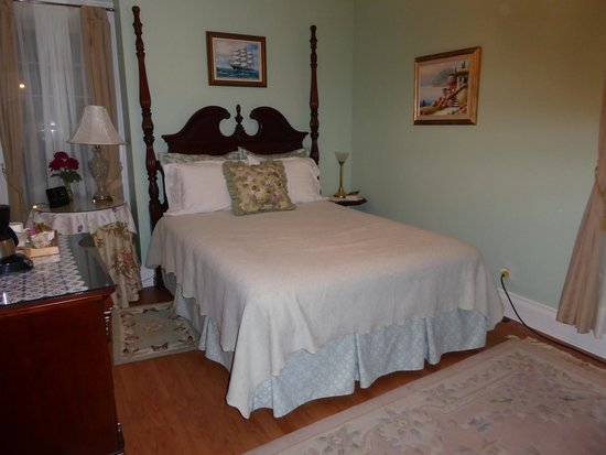 Redwood Bed & Breakfast: The Vinejard-Room