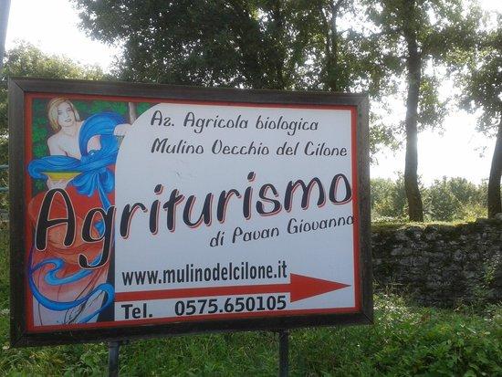 Mulino Vecchio del Cilone: The Agriturismo