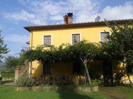 Mulino Vecchio del Cilone: The main building