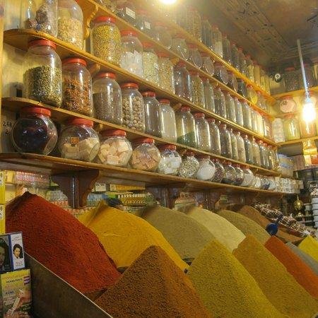 Riad Dalla Santa : les épices du souk