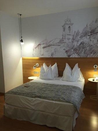 Hotel Parraga Siete: la camera