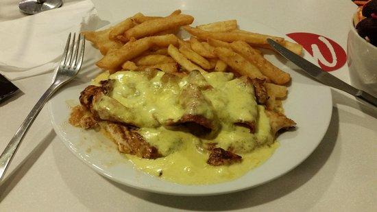 Westside Hotel : Swiss Chicken