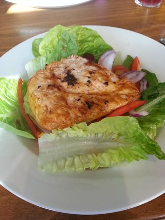 The Bayberry: Piri-piri chicken salad