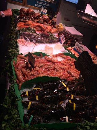 셀프 해산물 요리집! 먹고 싶은 해산물을 골라골라~~!!